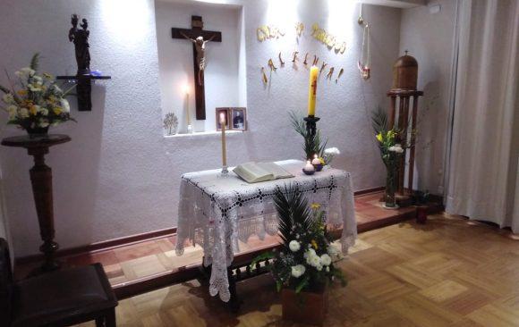 Mensaje en Pascua de Resurrección