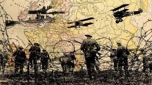 Ensayo Primera Guerra Mundial Sebastián Sanhueza