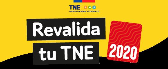Revalidar TNE 2020