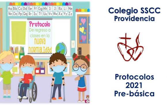 Protocolos 2021 para la educación Prebásica