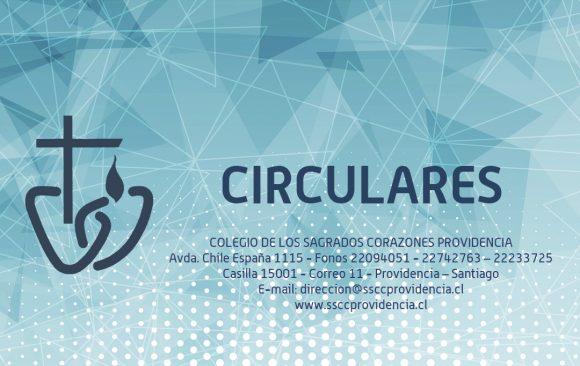 CIRCULAR N° 1 y 2: A PADRES DE ESTUDIANTES DE PRE-BÁSICA