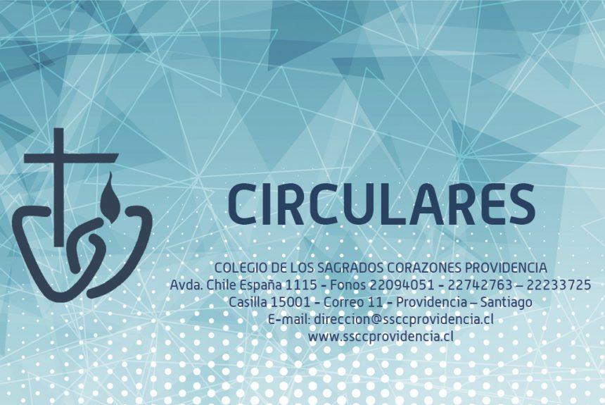 Circular N°3: FUNCIONAMIENTO EN TIEMPO DE PANDEMIA