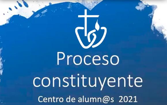 Charla proceso constituyente