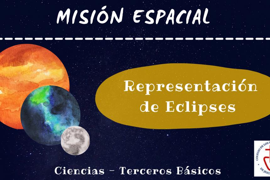 Eclipse lunar y eclipse solar