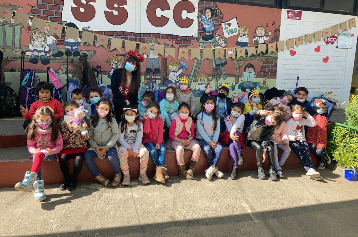 Celebraciones en Kinder A
